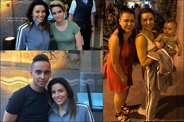 • o3 Juillet 2o19 •  - Budapest, Hongrie. 🎥 Eva était sur le « Tournage d'une Publicité pour L'Oréal ».