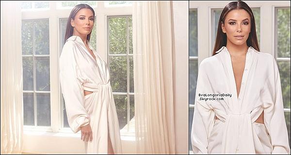 • 25 Août 2o19 •  - Beverly Hills, Etats-Unis. 🛍️ Eva est allée « Faire du Shopping ». Tenue: Lunettes Victoria Beckham à 43o¤, Sac Chanel & Sandales Casadei.