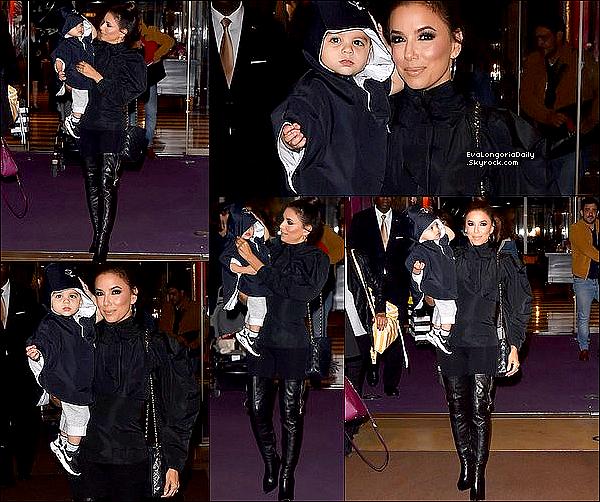 • 26 Septembre 2o19 •  - Paris, France. 📷 Eva a posté des « Photos d'Elle & Santiago ».