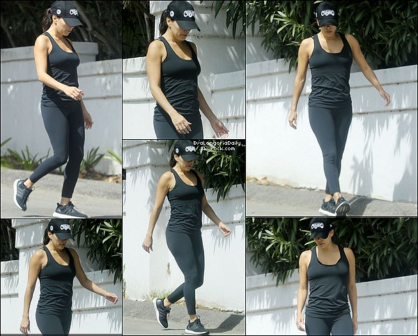 • o6 Avril 2o2o - 12 Avril 2o2o •  - Los Angeles, Etats-Unis. 📷 Eva a posté des « Photos & Vidéos » lors du Confinement.
