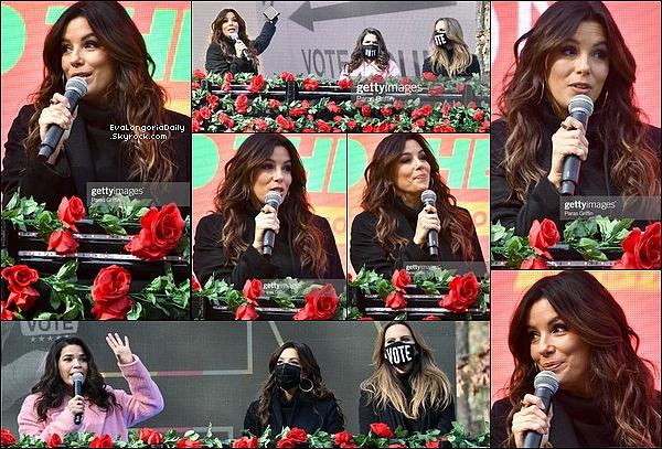 • 14 Décembre 2020 - 2o Décembre 2o2o •  - Los Angeles, Etats-Unis. 📷 Eva nous a « Partagé des Photos ».