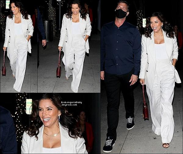 • 14 Juin 2o21 - 2o Juin 2o21 •  - Los Angeles - Etats-Unis. 📷 Eva nous a « Partagé des Photos ».