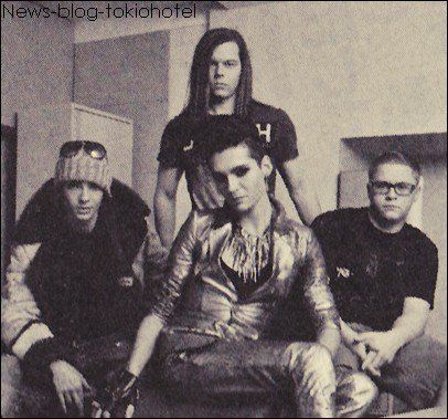 Hey! We are Tokio Hotel fans, we are Aliens and we are proud!
