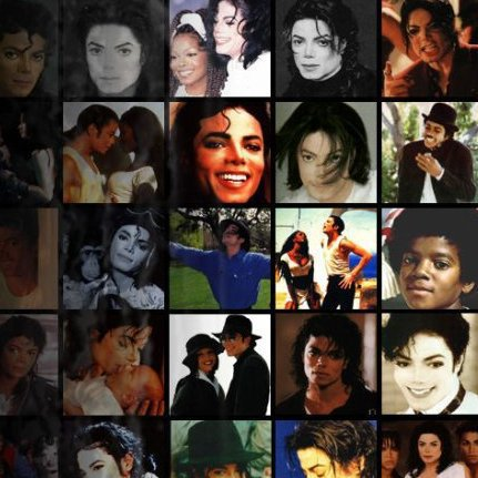 Michael Jackson. The king of pop. ♥