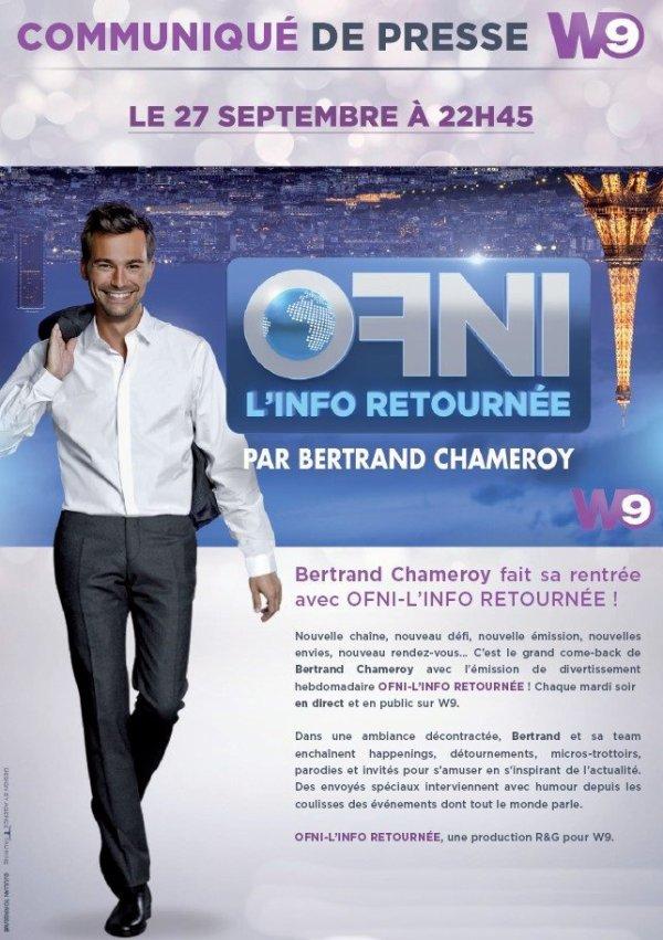 Le RETOUR !!!!