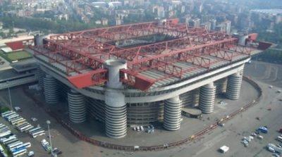 Stadio du A.C.Milano ♥