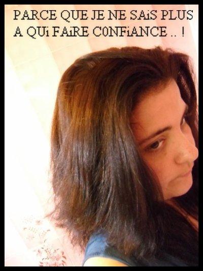 #  ~   Premier Partie .. Comment faire confiance quand on ta trop trahiie ..