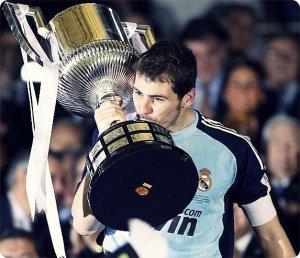 Final copa del rey  Madrid-Barça  1-0