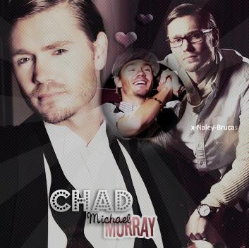 »Chad Michael Murray    →  création__Décoration__