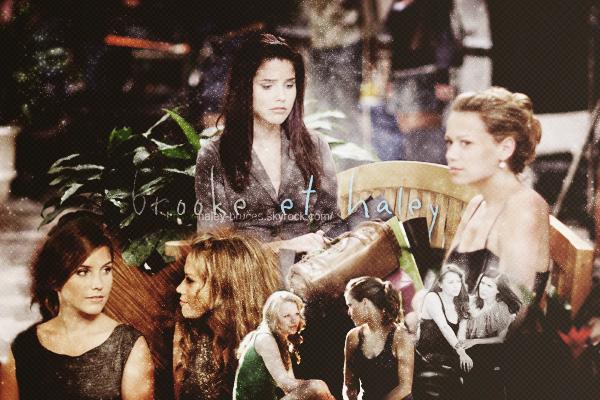 »Brooke et Haley   →  création__Décoration__