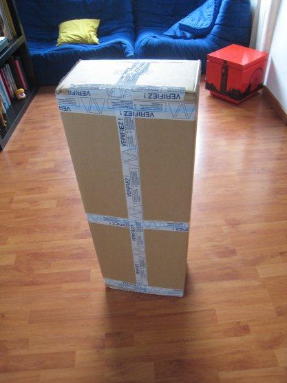 Reçu ma PLV Box 2001-2011