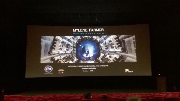 Projection cinéma, 27 mars 2013