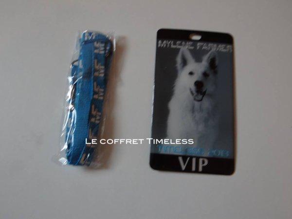 Petit Nouveau: Pass VIP Timeless emballé
