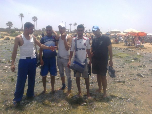 mes colléger sayf ola b7ar  3ayn dyab 15/05/2011
