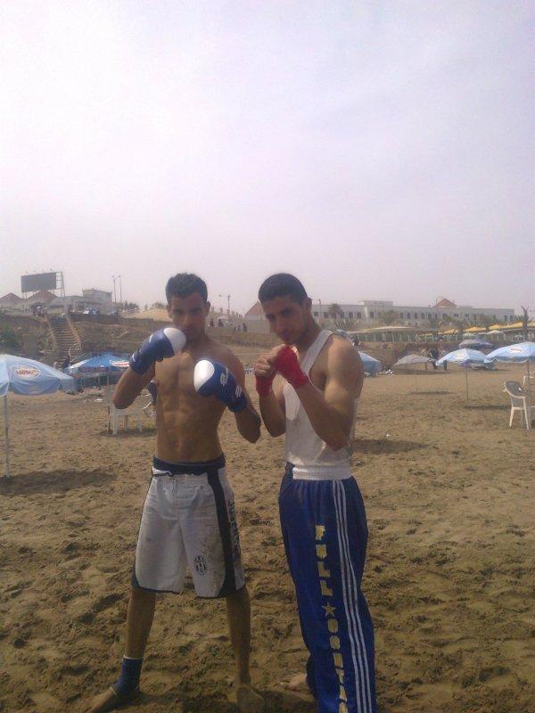 moi et kabir et  youssef