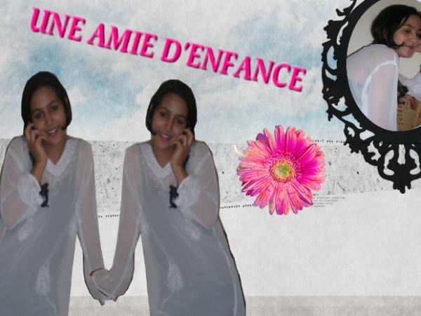 AMIE D'ENFANCE