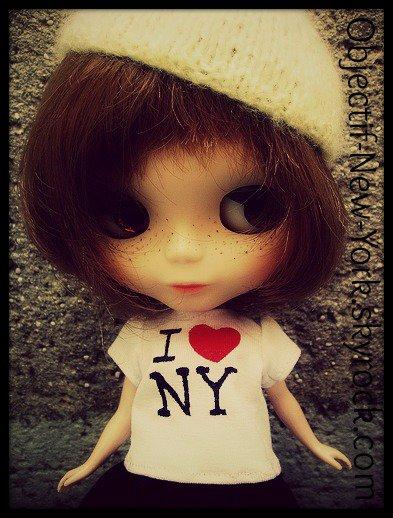 ♣ Objectif : New-York