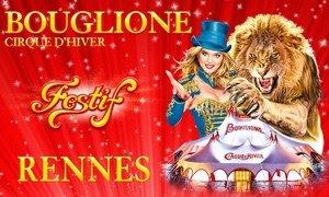 Tournées des cirques en Bretagne :