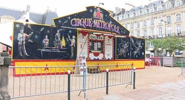 Texte-documentaire 1 : cirque métropole