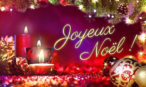Programme de Noël enfin disponible !