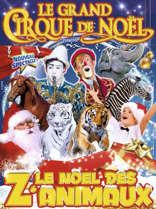 Le grand cirque de noël de Rennes