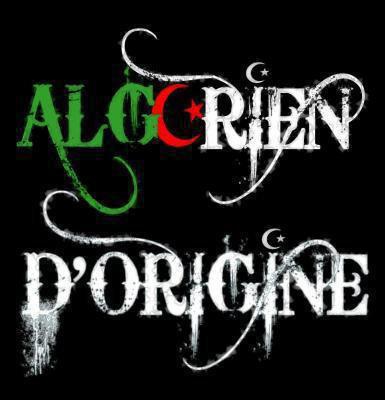 Je Suis Algerien & Je Suis Fiére De L'etre
