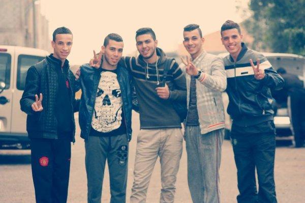 A CasaBlaNca Avec Mes amis :D <3