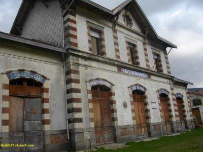 BV Gare de Bussang