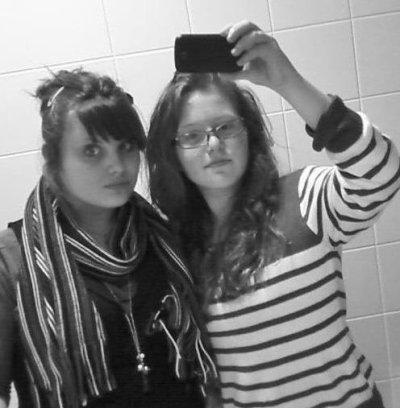 Alessia & MOi.. <3