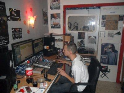 session studio avec rastafia