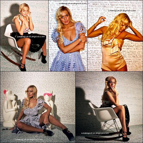 88 -  Tout nouveau photoshoot de Lilo réalisé en 2010 par Benn Jaye. 88