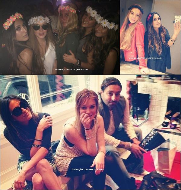 88  Découvrez plusieurs photos personnelles de Lindsay postées sur son compte Instagram.  88