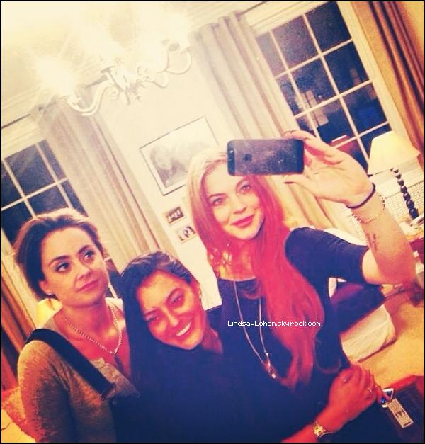 0  Voici des photos de Lindsay postées sur son Instagram cette semaine. 0