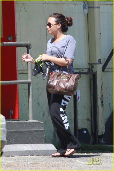Demi Lovato Reconnectes with Logan Henderson