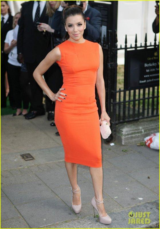 Eva Longoria: 'Glamour' Women of the Year Awards 2012