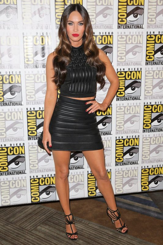 Megan Fox's Comic-Con Outfit