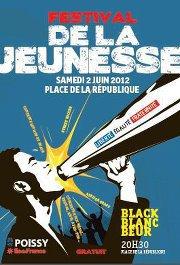 FESTIVAL DE LA JEUNESSE 2012 A POISSY