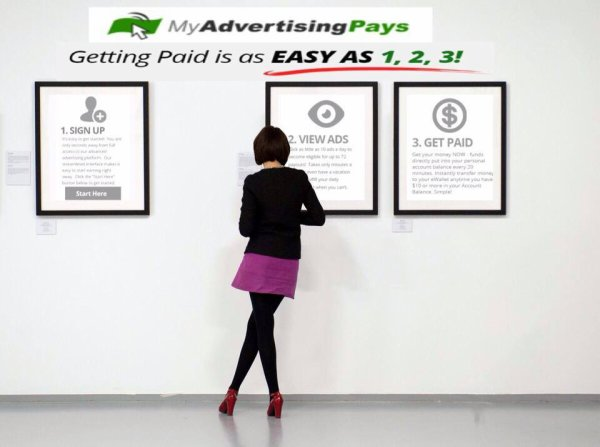 all detail about My advertising pays