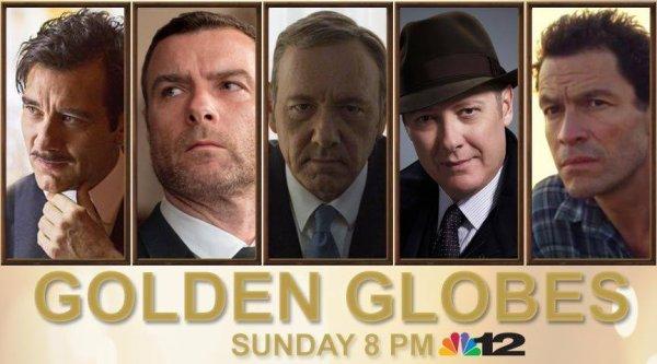 -- Golden Globes 2015 --