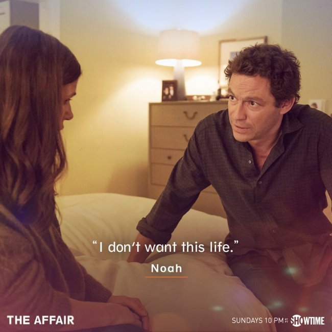-- The Affair Noah...Culpabilité --