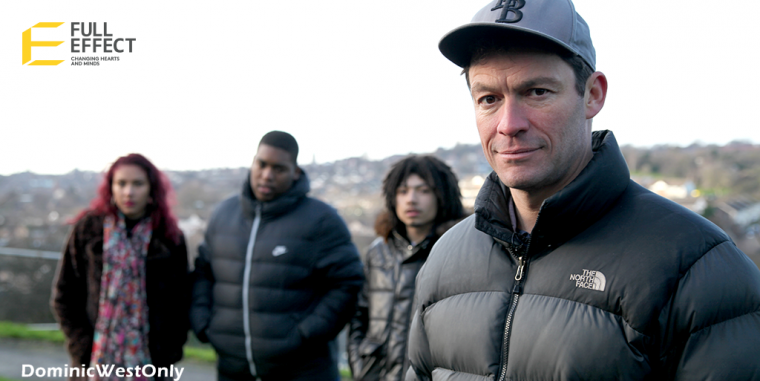 Dominic West et le cast du  film Guillemot