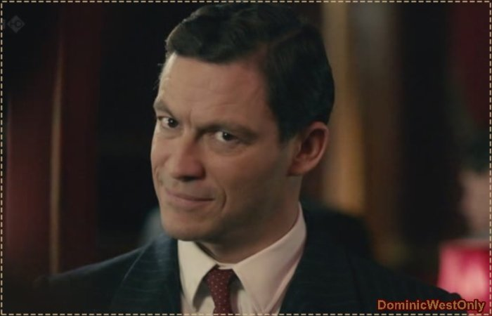 The Hour ,Dominic West as Hector Madden