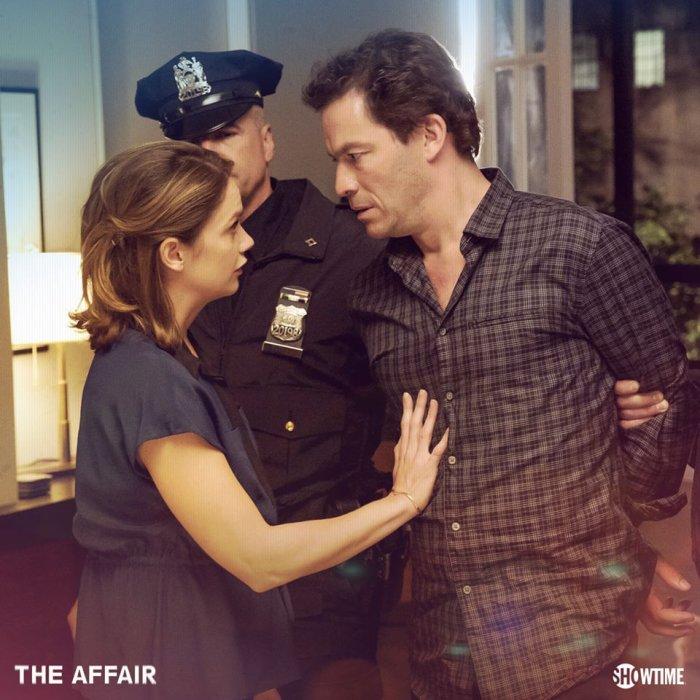 -- The Affair Noah Solloway under arrest....the end --