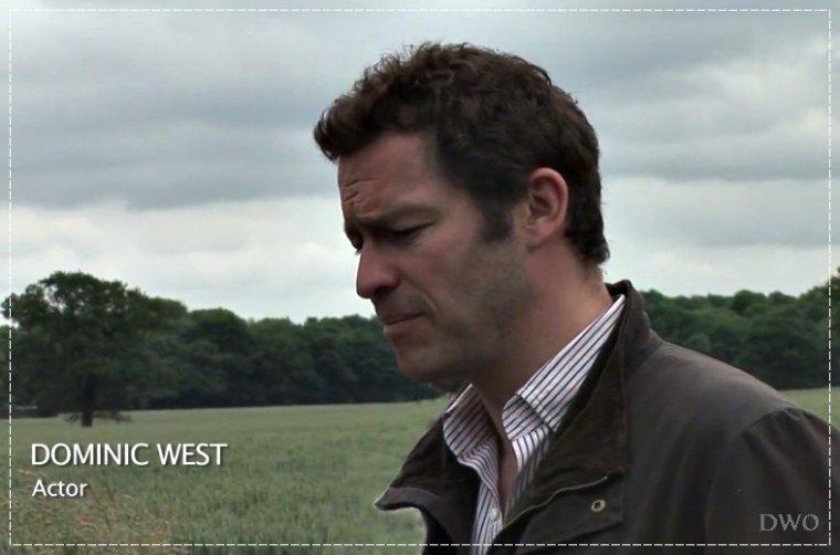 Dominic West défend les fermes traditionnelles...