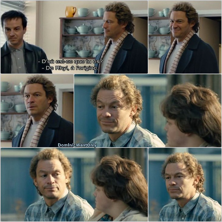 --- Dominic West dans Pride ,le Film ---