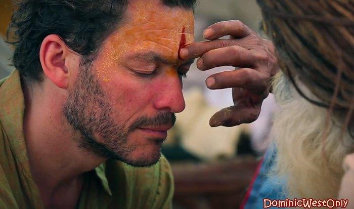 º°** Dominic West en Inde **°º