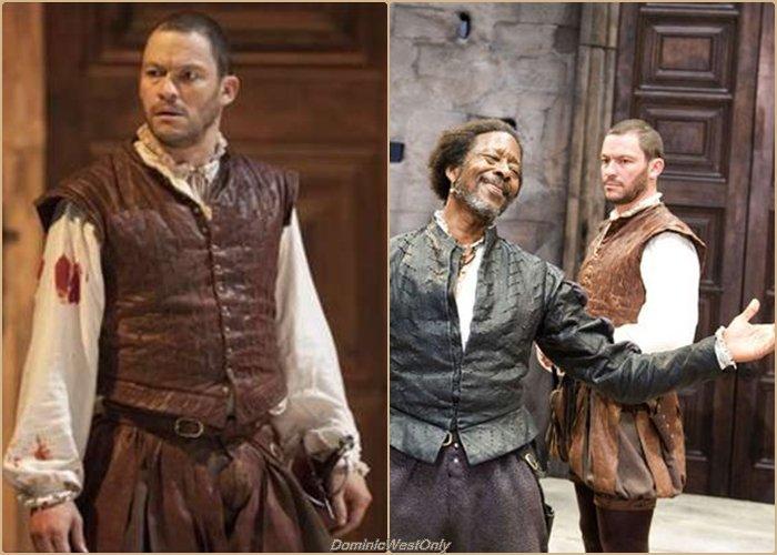 Un regard sur Dominic West au théatre  dans une comédie musicale My fair Lady