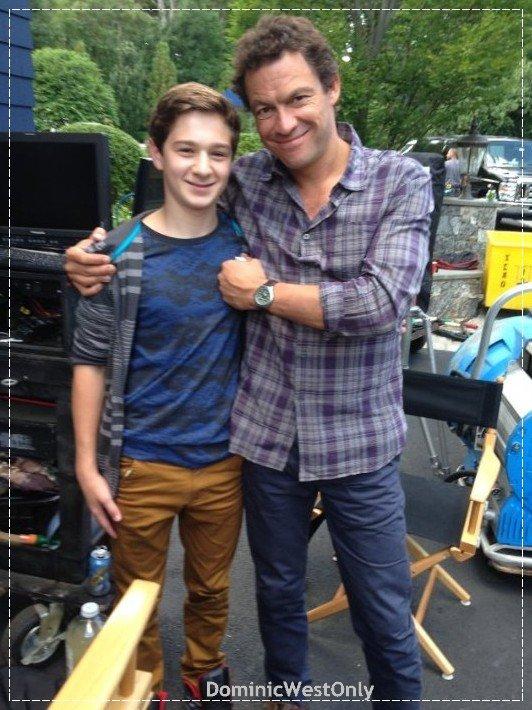Dominic West ,Noah dans The Affair autres photos du cast