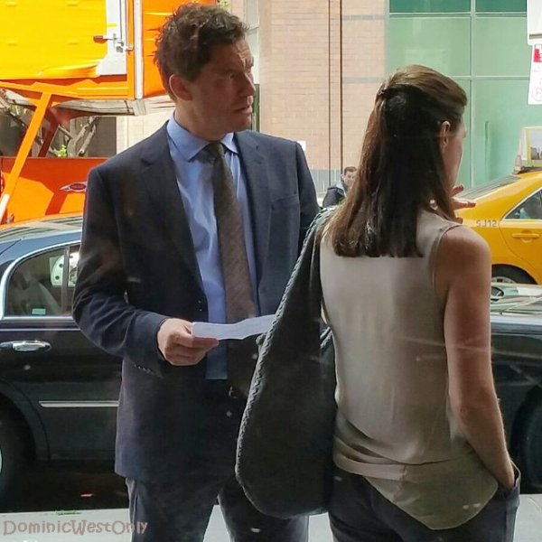 Dominic as Noah Solloway saison 2 the Affair ,premières photos de tournage