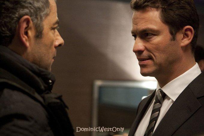 -- Dominic West ,regard dans différents Films --